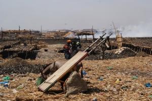 Grabluxyr au Sénégal